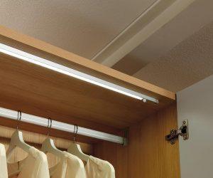 Illuminazione armadio